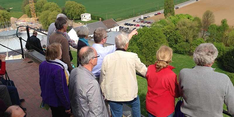 Excursies Historische Kring Tussen Rijn en Lek