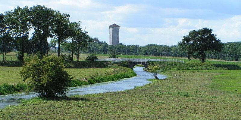 De Kromme Rijn bij Werkhoven